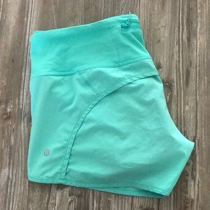 lululemon athletica Shorts - Run times lululemon shorts